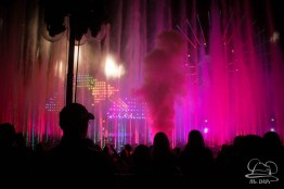 Disneyland 60th Anniversary Celebration World of Color - Celebrate-149