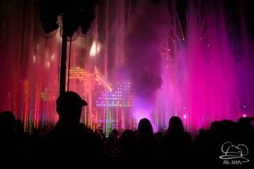 Disneyland 60th Anniversary Celebration World of Color - Celebrate-150
