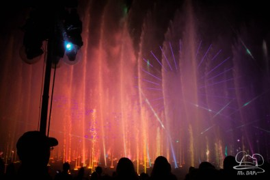 Disneyland 60th Anniversary Celebration World of Color - Celebrate-166