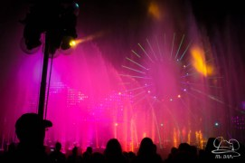 Disneyland 60th Anniversary Celebration World of Color - Celebrate-168