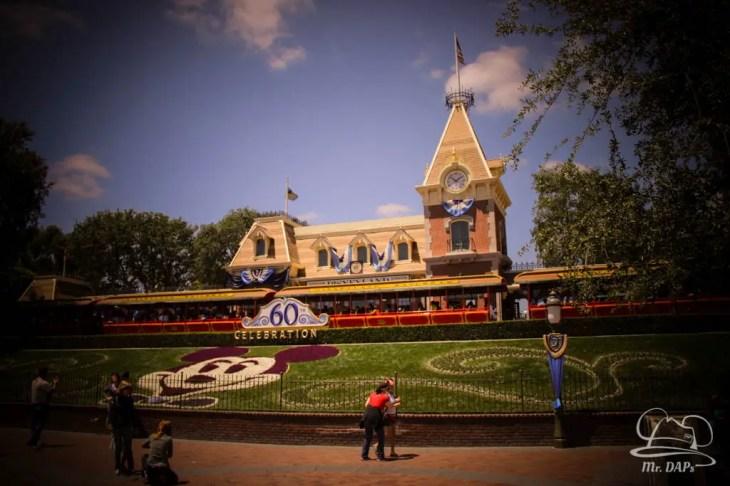 Disneyland 60th Anniversary Celebration World of Color - Celebrate-4