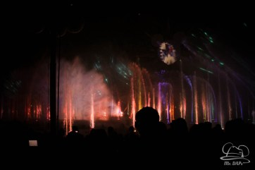 Disneyland 60th Anniversary Celebration World of Color - Celebrate-59