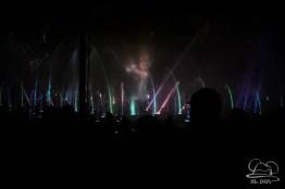 Disneyland 60th Anniversary Celebration World of Color - Celebrate-72