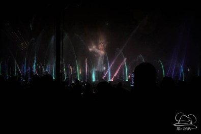 Disneyland 60th Anniversary Celebration World of Color - Celebrate-72