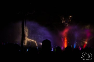 Disneyland 60th Anniversary Celebration World of Color - Celebrate-91