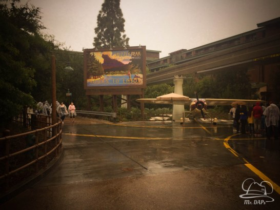 Grizzly Peak Airfield Opening Day at Disney California Adventure - May 15, 2015-11