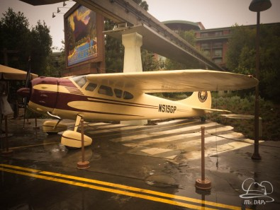 Grizzly Peak Airfield Opening Day at Disney California Adventure - May 15, 2015-12