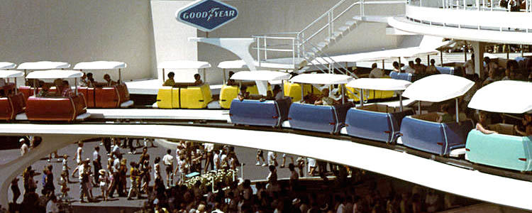 Sunday Spotlight: Tomorrowland Transit Authority PeopleMover