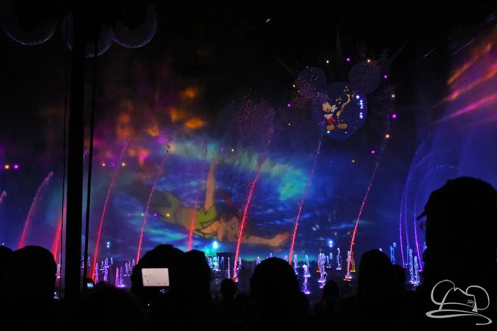 World of Color - Celebrate! The Wonderful World of Walt Disney
