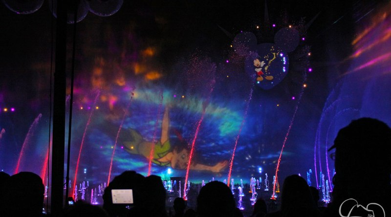 World of Color - Celebrate! The Wonderful World of Walt Disney