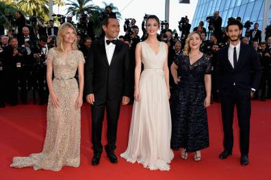 "attends the Premiere of ""Inside Out"" during the 68th annual Cannes Film Festival on May 18, 2015 in Cannes, France."