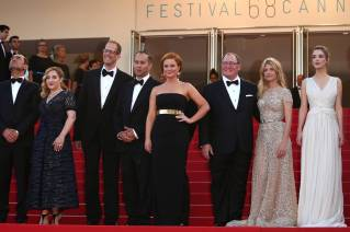 """attends the Premiere of """"Inside Out"""" during the 68th annual Cannes Film Festival on May 18, 2015 in Cannes, France."""