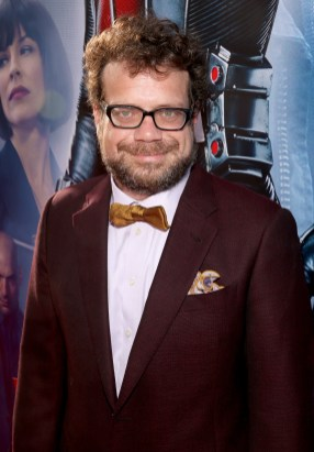 "LOS ANGELES, CA - JUNE 29: Composer Christophe Beck attends the world premiere of Marvel's ""Ant-Man"" at The Dolby Theatre on June 29, 2015 in Los Angeles, California. (Photo by Jesse Grant/Getty Images for Disney) *** Local Caption *** Christophe Beck"