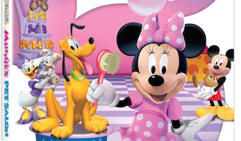 Mickey Mouse Club: Minnie's Pet Salon