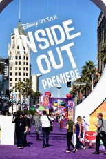 HOLLYWOOD, CA - JUNE 08: A view of the atmosphere at the Los Angeles Premiere and Party for Disney•Pixar's INSIDE OUT at El Capitan Theatre on June 8, 2015 in Hollywood, California. (Photo by Alberto E. Rodriguez/Getty Images for Disney)
