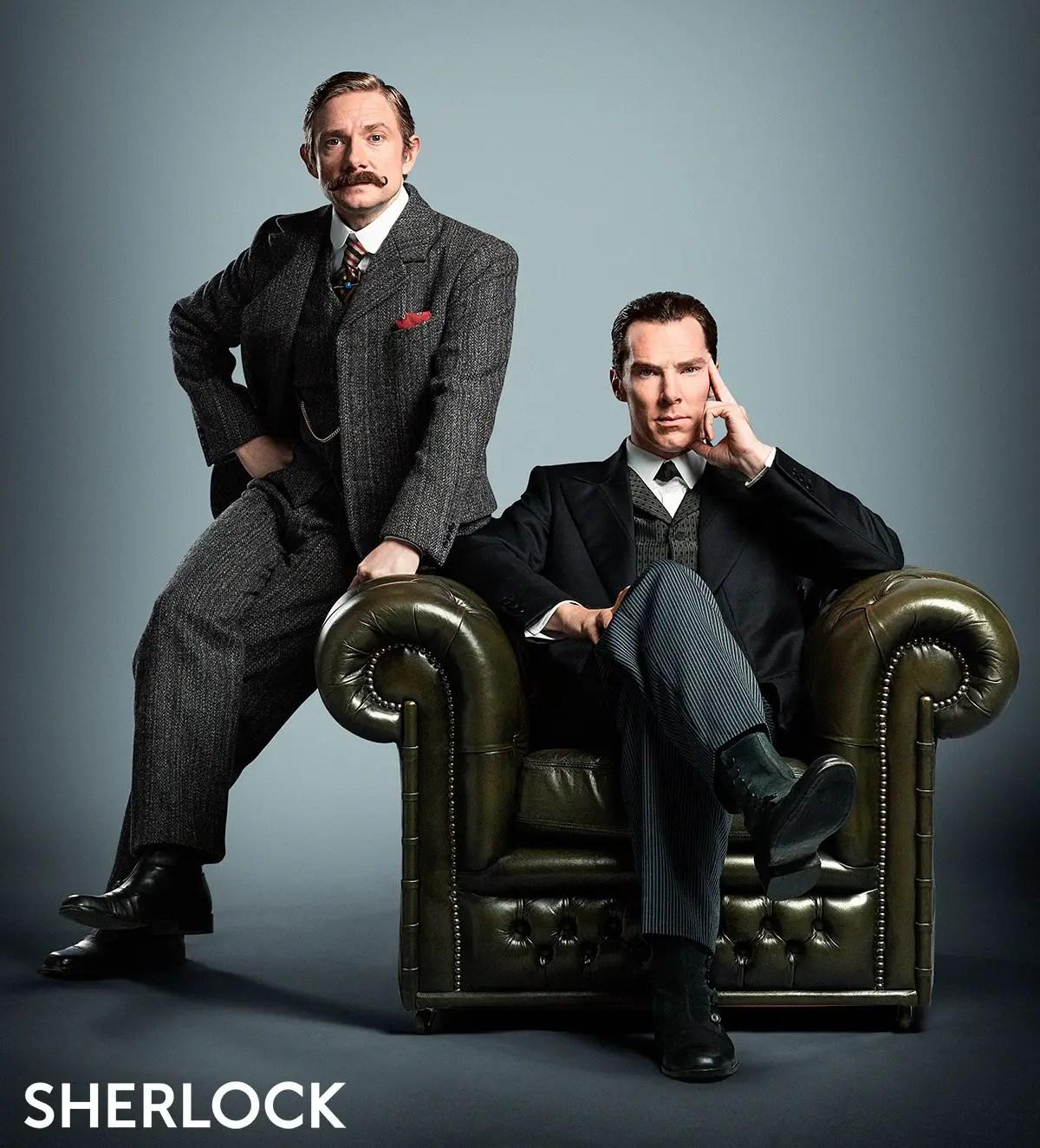 Sherlock Special #221Back