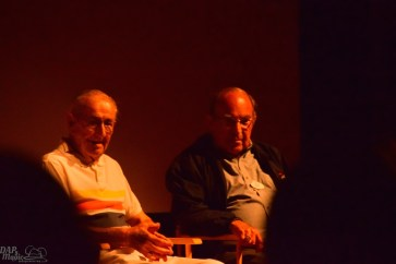 Jack Lindquist and Marty Sklar