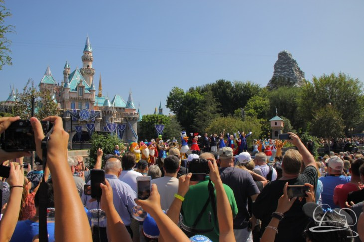 Disneyland 60th Anniversary - July 17, 2015-45
