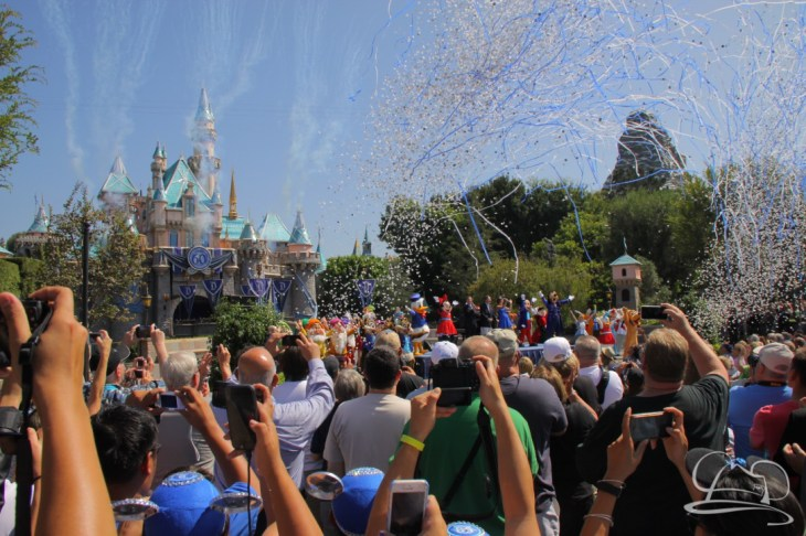 Disneyland 60th Anniversary - July 17, 2015-56