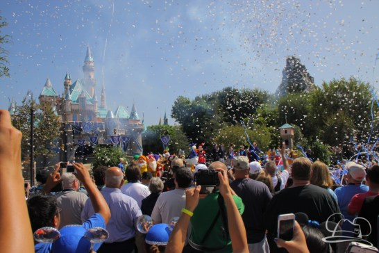 Disneyland 60th Anniversary - July 17, 2015-69