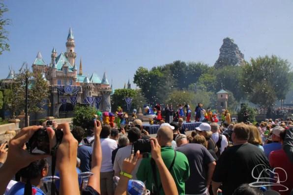 Disneyland 60th Anniversary - July 17, 2015-91