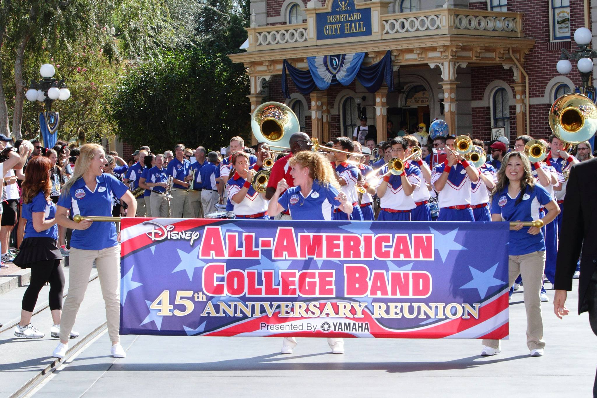 All-American College Band 45th Anniversary Reunion