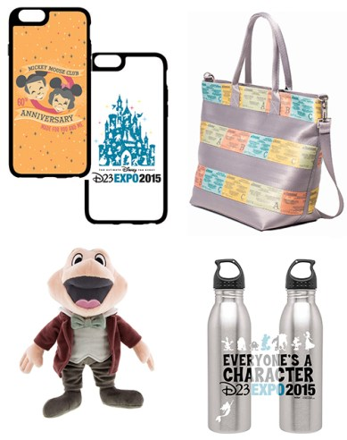 D23 Expo Shopping