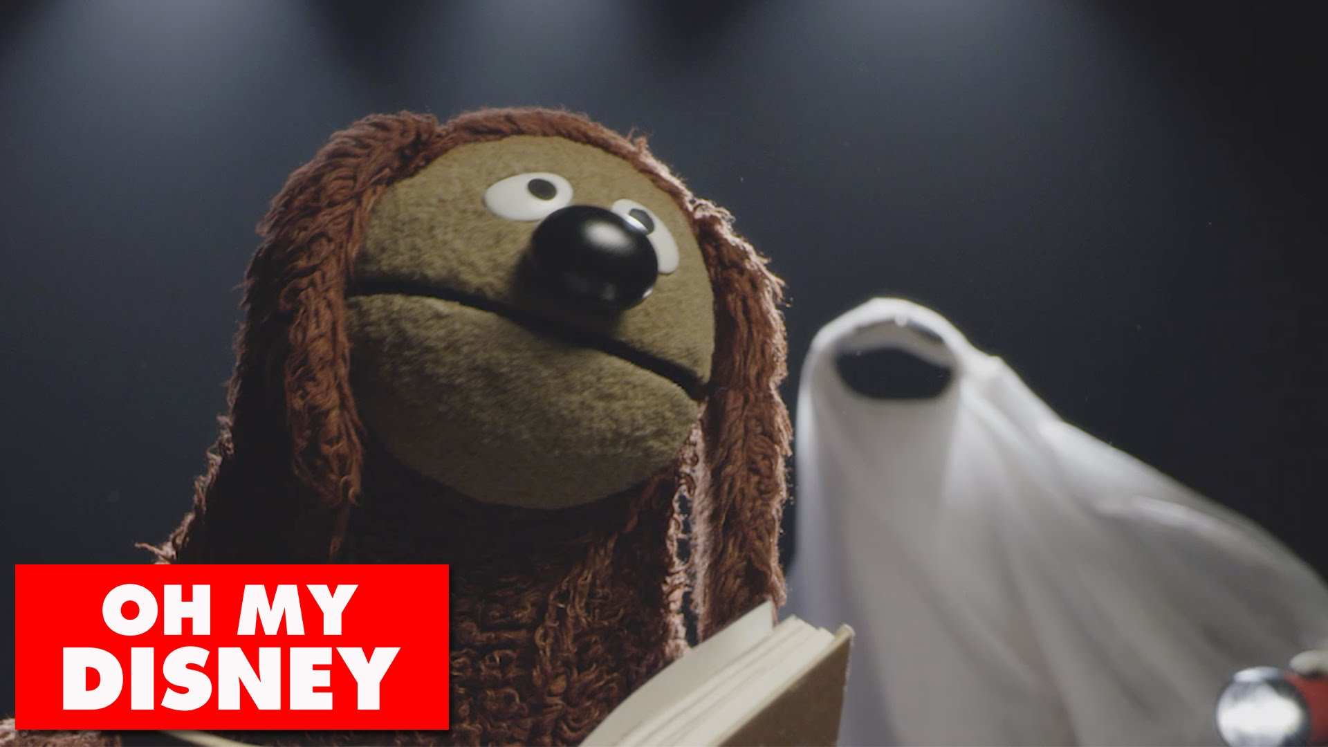 The Haunted Mansion Dramatic Reading by Rowlf the Dog