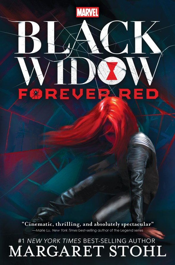 MARVEL SUPER HERO SPECTACULAR - Black Widow_Forever Red