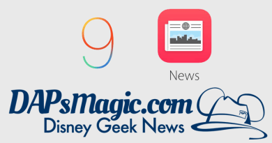 DAPs Magic is on Apple News!