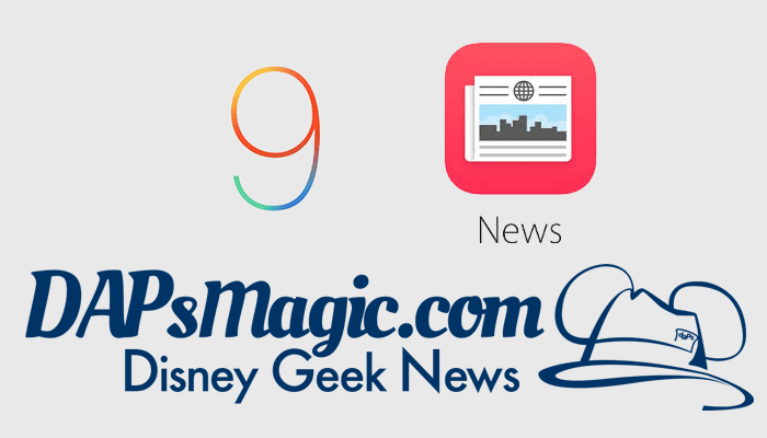 DAPs Magic is on Apple News!