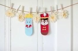 D Style Socks (5)
