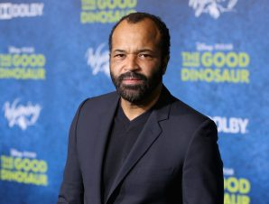 HOLLYWOOD, CA - NOVEMBER 17: Actor Jeffrey Wright attends the World Premiere Of Disney-Pixar's THE GOOD DINOSAUR at the El Capitan Theatre on November 17, 2015 in Hollywood, California. (Photo by Jesse Grant/Getty Images for Disney) *** Local Caption *** Jeffrey Wright