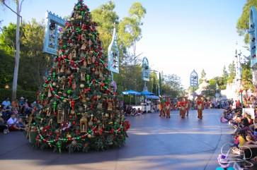 Holidays at Disneyland Resort-105
