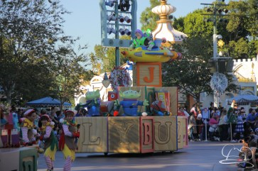 Holidays at Disneyland Resort-93