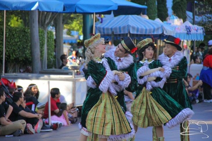 Holidays at Disneyland Resort-98