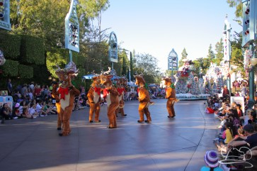 Christmas at Disneyland - November 8, 2015-111