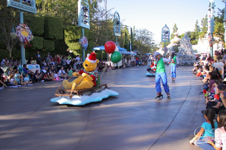 Christmas at Disneyland - November 8, 2015-27