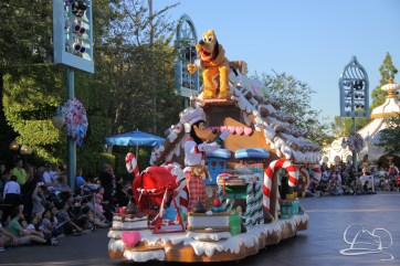 Christmas at Disneyland - November 8, 2015-49