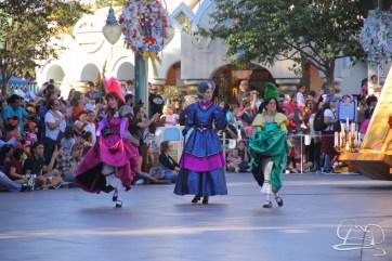 Christmas at Disneyland - November 8, 2015-50
