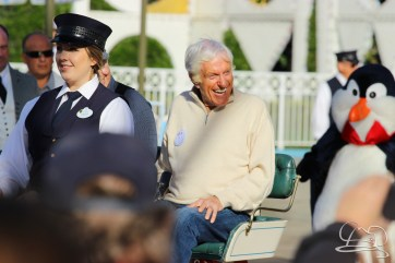 Dick Van Dyke's 90th Birthday at Disneyland-14
