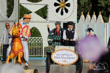 Dick Van Dyke's 90th Birthday at Disneyland-2
