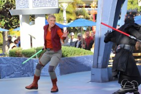 Jedi Training Trials of the Temple Disneyland-100
