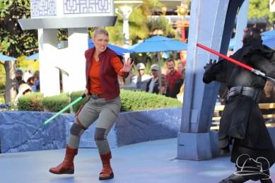 Jedi Training Trials of the Temple Disneyland-100