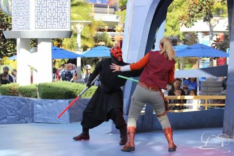 Jedi Training Trials of the Temple Disneyland-104