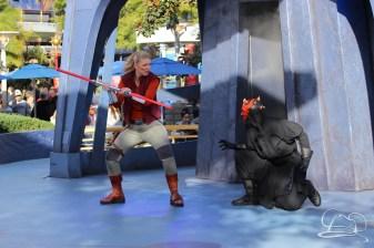 Jedi Training Trials of the Temple Disneyland-108