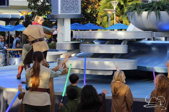 Jedi Training Trials of the Temple Disneyland-119