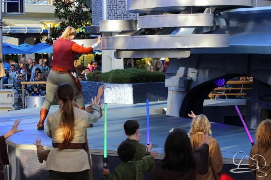 Jedi Training Trials of the Temple Disneyland-120