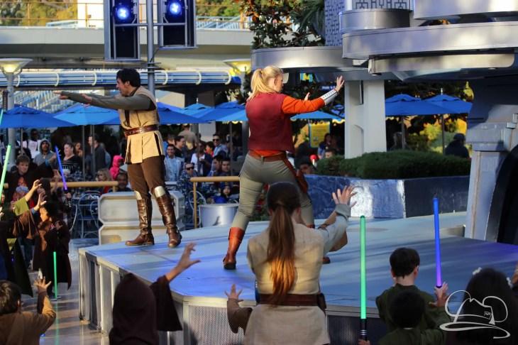 Jedi Training Trials of the Temple Disneyland-121