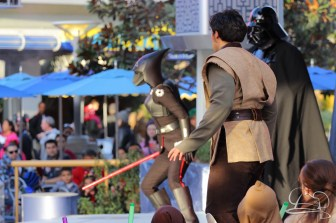 Jedi Training Trials of the Temple Disneyland-130